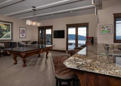 Executive Suite Rec Room