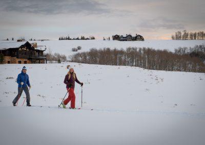 Winter Activities in Treatment