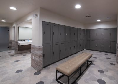 upscale locker room - APN Lodge
