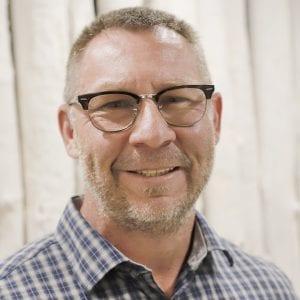 Dr. John Hardman Headshot