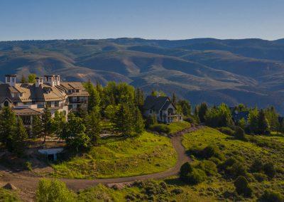 APN Lodge- Outdoors