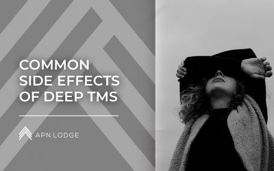 Common Side Effects of dTMS