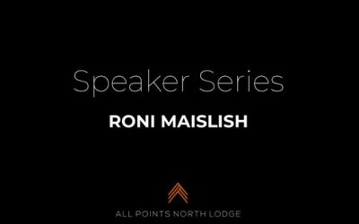 Eating and Emotions: APN Lodge Speaker Series with Roni Maislish
