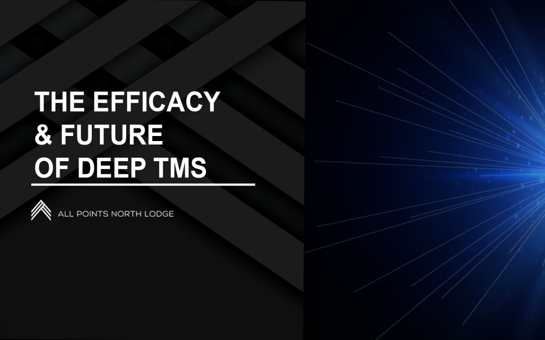 The Future of dTMS (Deep TMS) and Its Efficacy